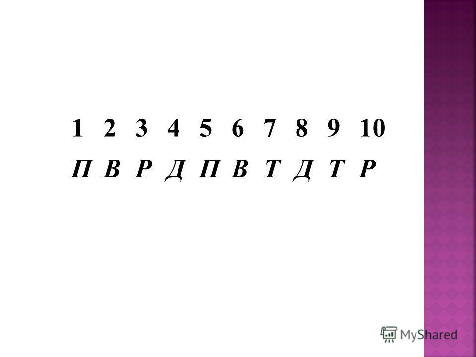 12345678910 ПВРДПВТДТР