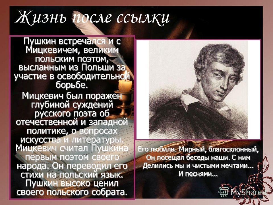 Пушкин стих о поляках
