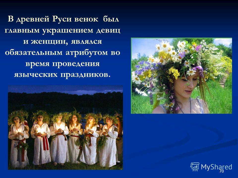 7 июля  церковный праздник Иоанна Крестителя и языческий