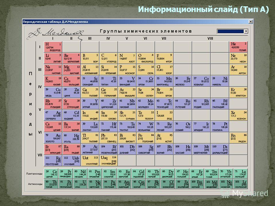 Молекула водорода Н 2 (2 атома) Молекула воды Н 2 О (3 атома) Информационный слайд (Тип А)