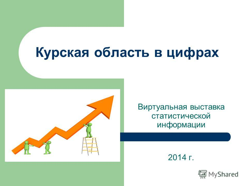 Курская область в цифрах Виртуальная выставка статистической информации 2014 г.