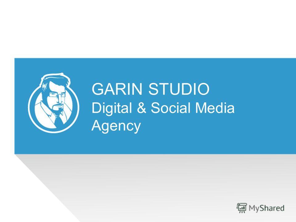 GARIN STUDIO Digital & Social Media Agency