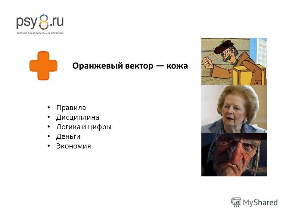 Оранжевый вектор кожа Правила Дисциплина Логика и цифры Деньги Экономия