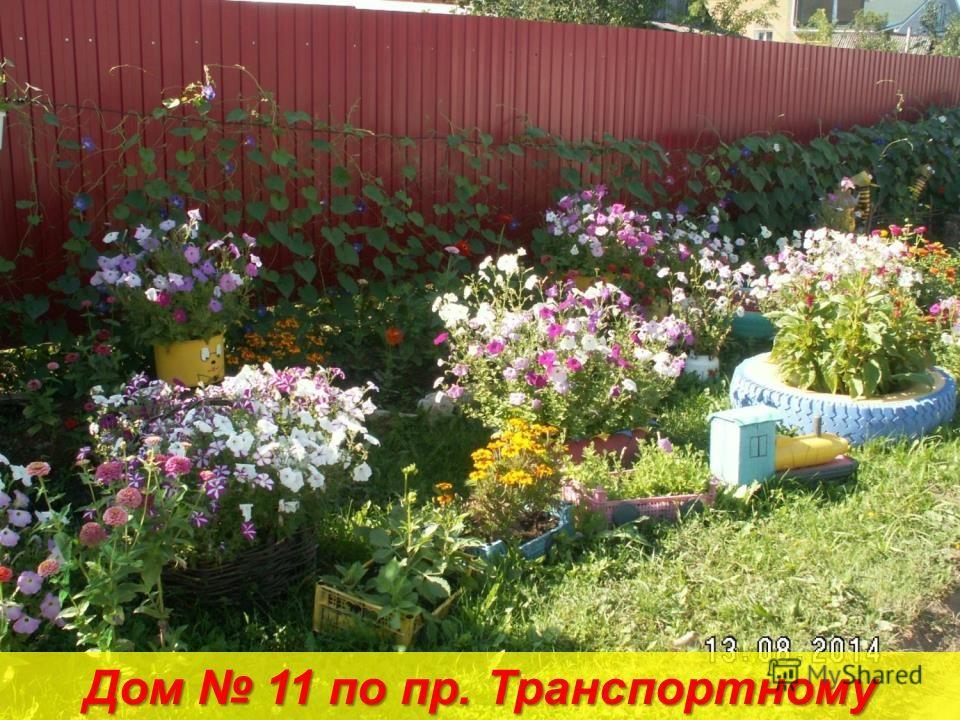 Дом 11 по пр. Транспортному