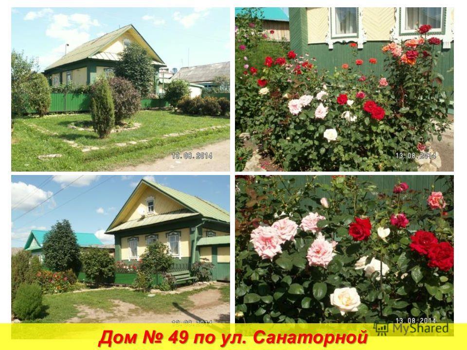 Дом 49 по ул. Санаторной