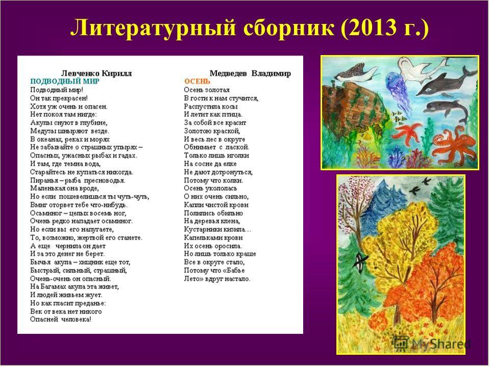 Литературный сборник (2013 г.)