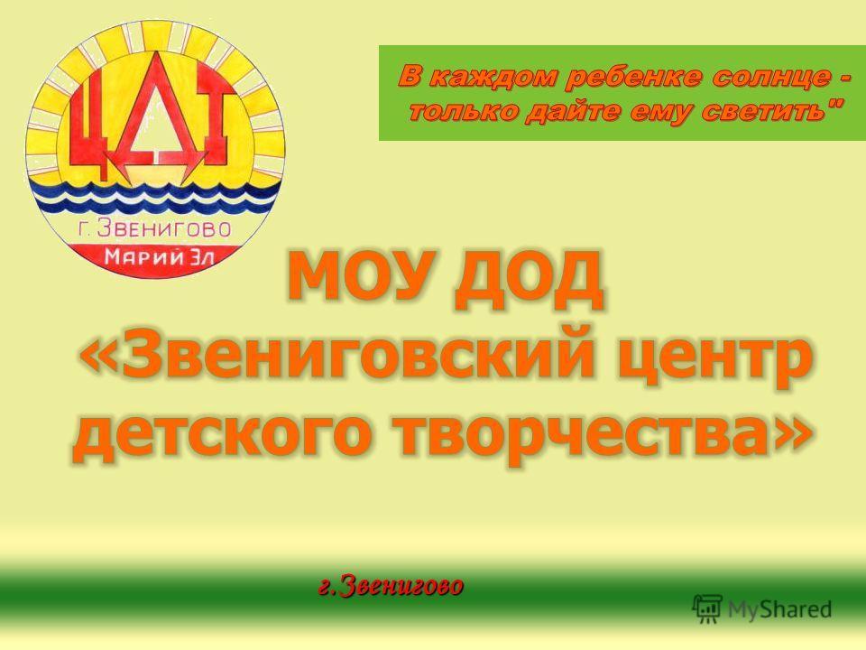 г.Звенигово