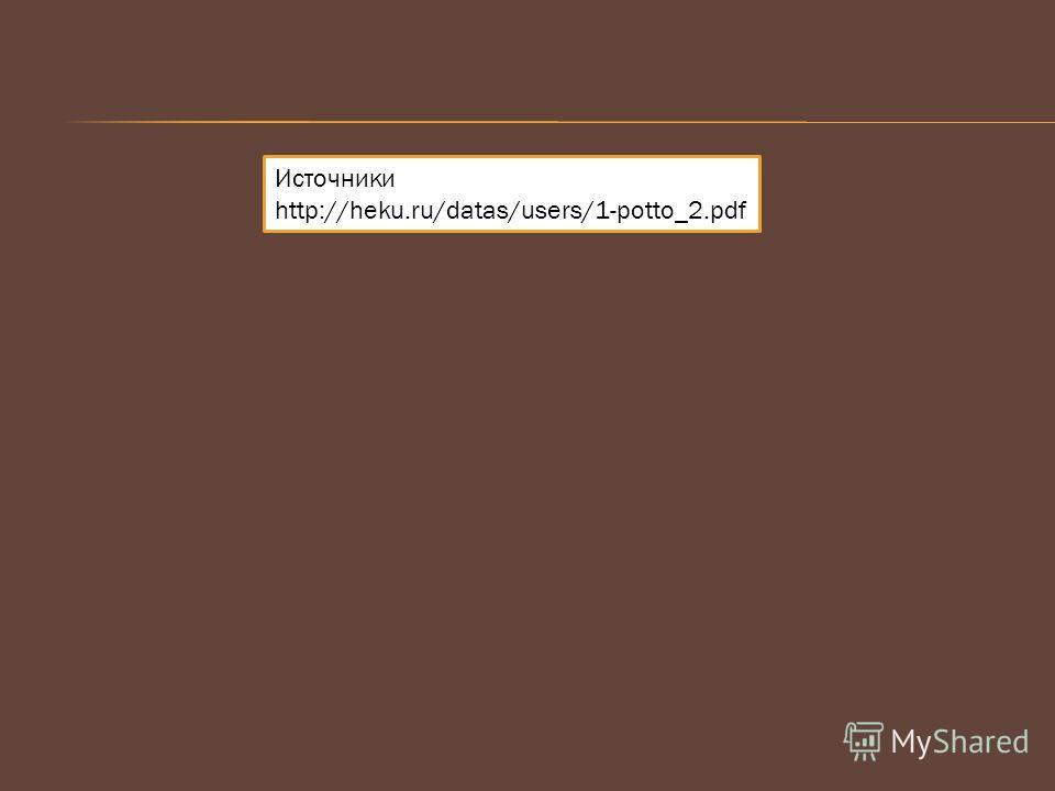 Источники http://heku.ru/datas/users/1-potto_2.pdf