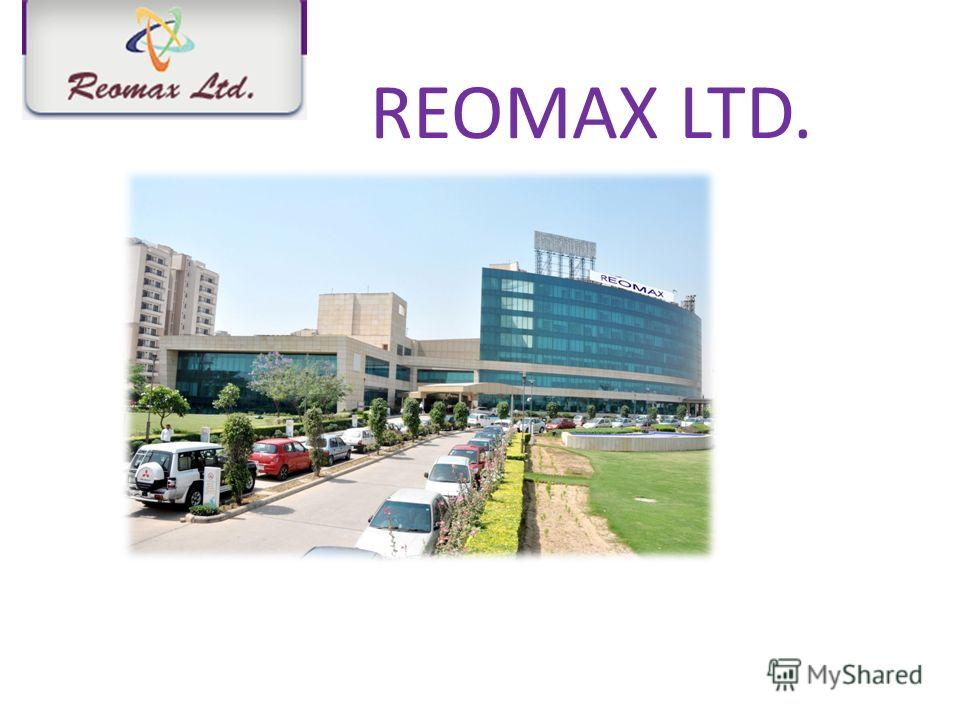 REOMAX LTD.