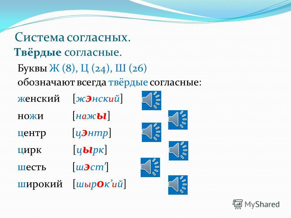 4)в позиции после ь и ъ йотированные гласные произносятся как 2 звука: семья [си м й а ] бьёт [б й о т] пью [пй у ] объяснять [ а б й и сн а т ] подъезд [пад й э ст] объём [ а б й о м]