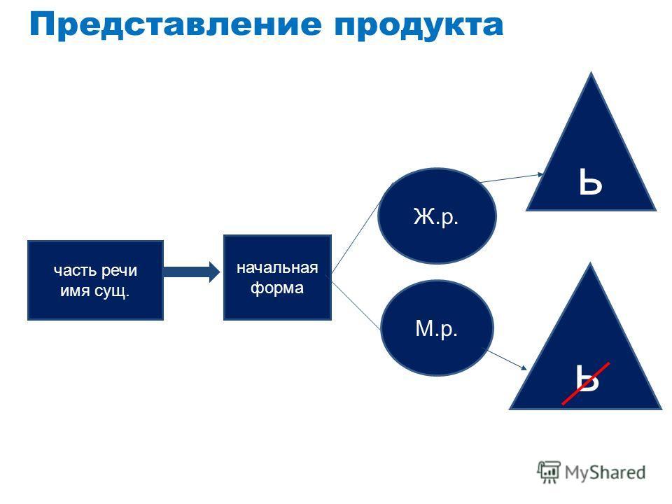 Реализация и публичное представление продукта