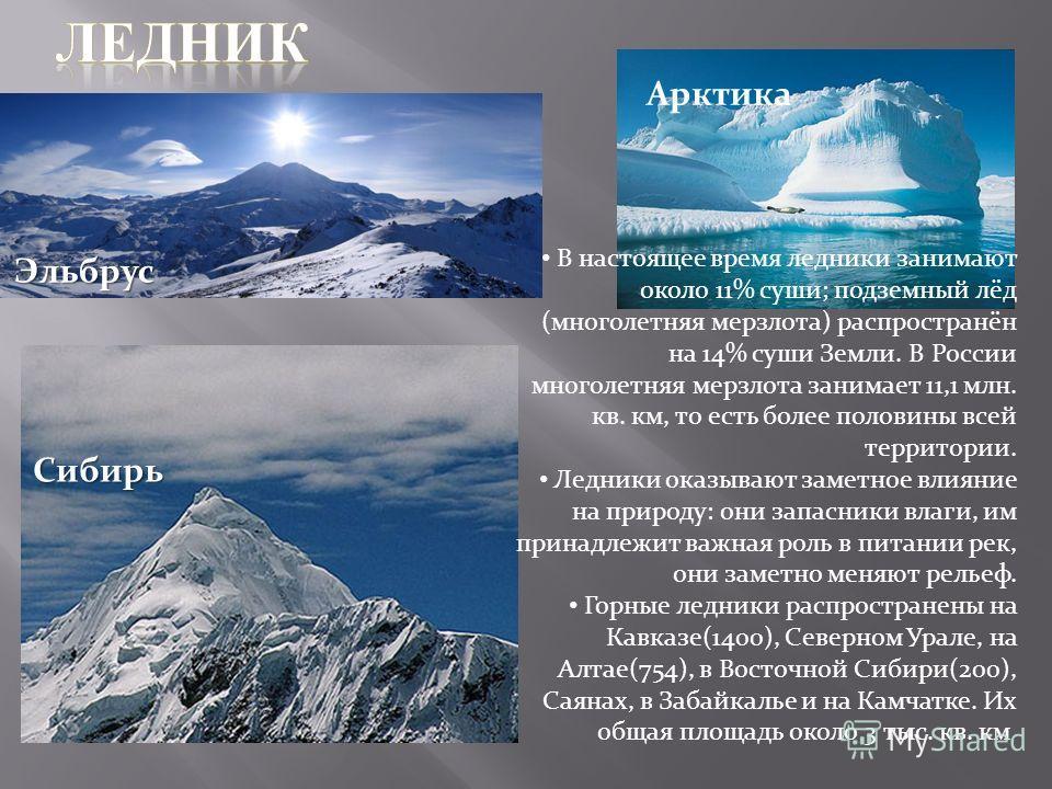 Площадь болот в России около 2 млн. кв. км, т.е. свыше 10 % всей территории. Болота – это важный источник питания рек и озёр, на болотах растёт много полезных ягод: клюква, морошка. Поэтому сохранение болот важно для охраны и рационального использова