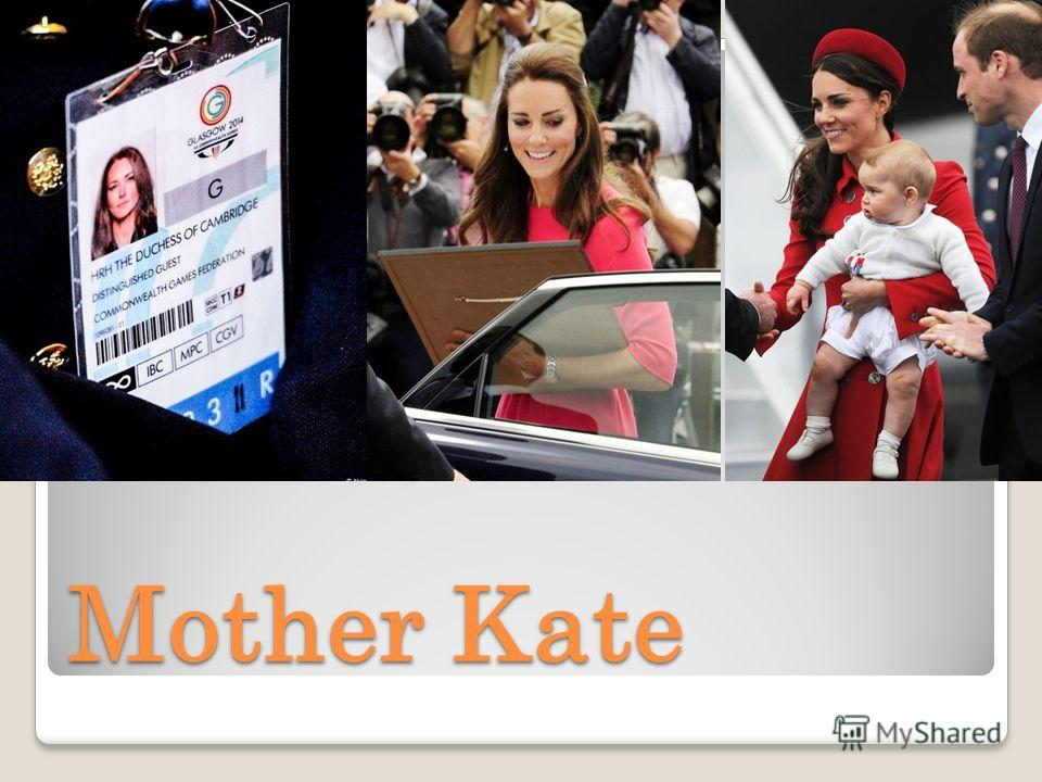 Mother Kate