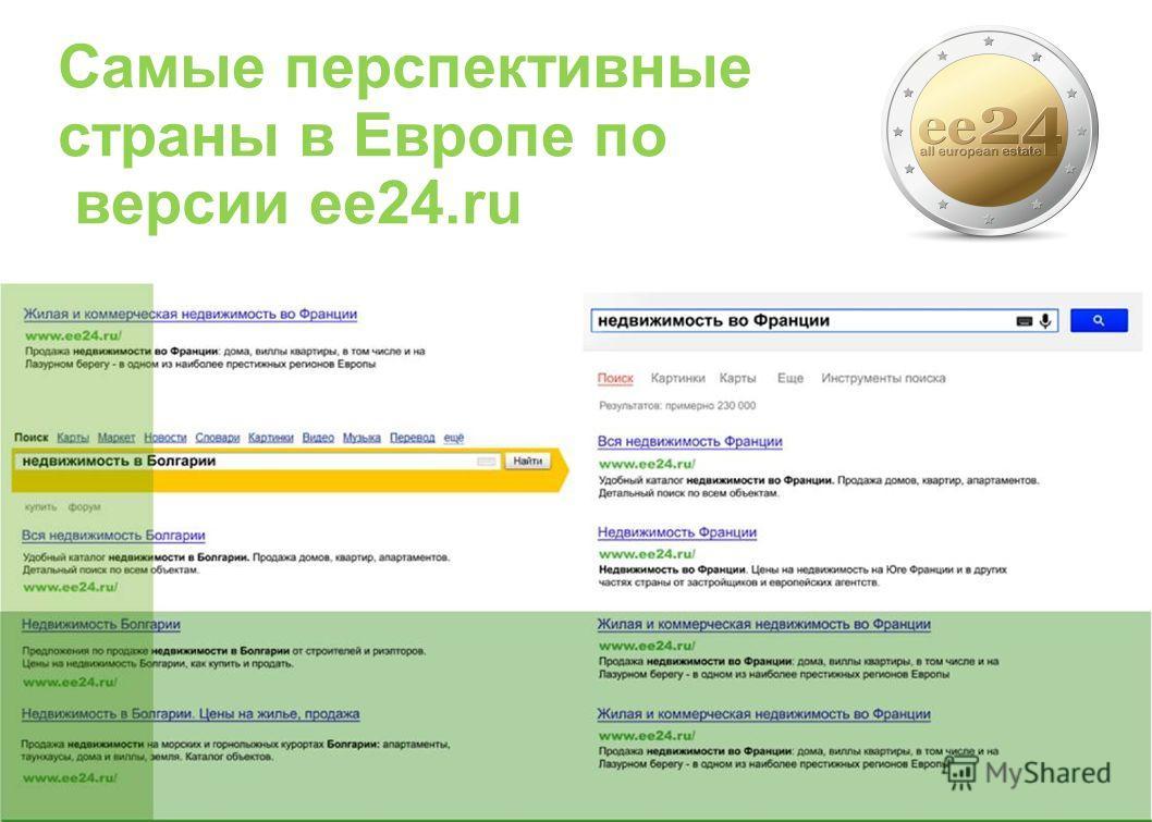 Самые перспективные страны в Европе по версии ee24.ru