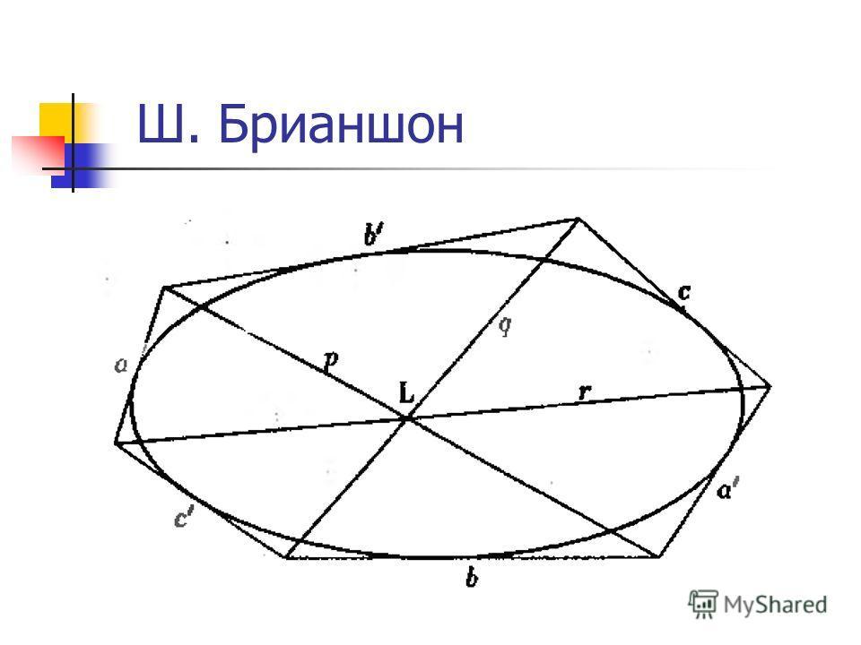 Ш. Брианшон