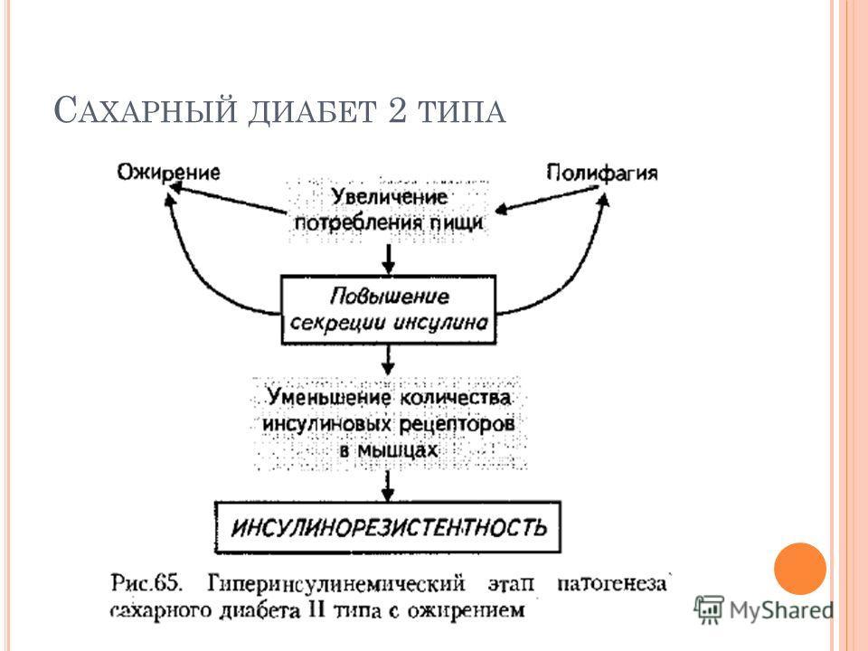 С АХАРНЫЙ ДИАБЕТ 2 ТИПА