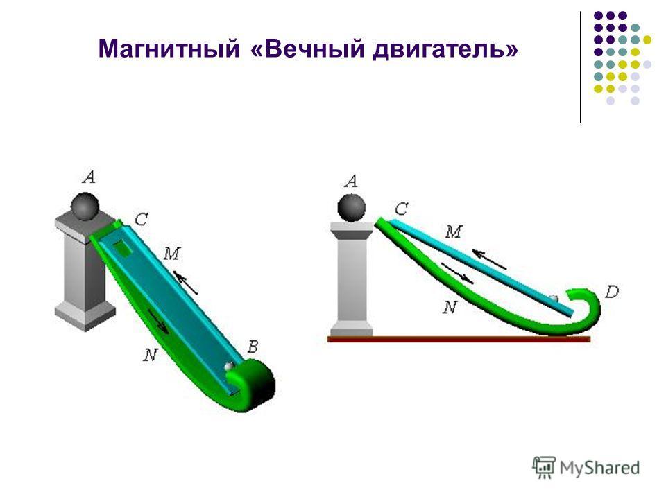 Магнитный «Вечный двигатель»