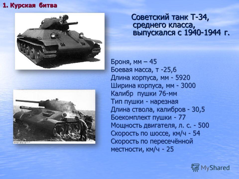 «Маус» - немецкий сверхтяжелый танк. «Маус» - немецкий сверхтяжелый танк. Выпущено всего 2 экземпляра 1. Курская битва Броня, мм – 160-200 Броня, мм – 160-200 Вес - 188 т Длина с пушкой вперёд, мм - 10200 Ширина корпуса, мм - 3630 Высота, мм - 3710 К