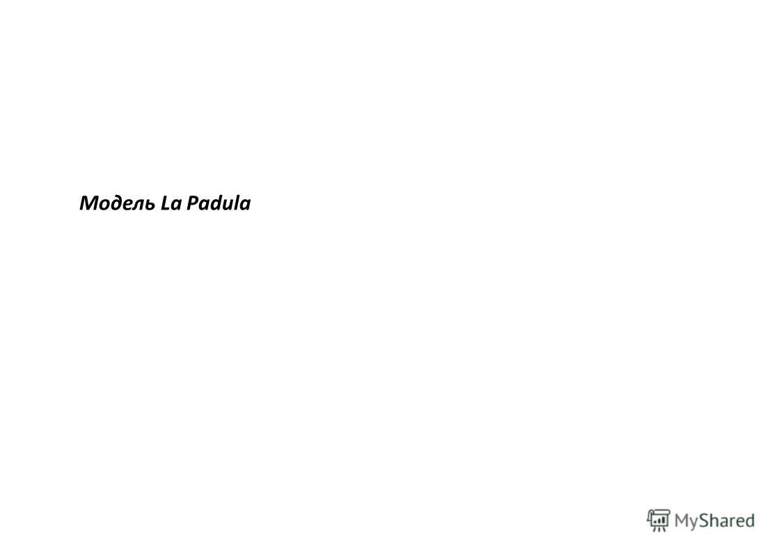 Модель La Padula