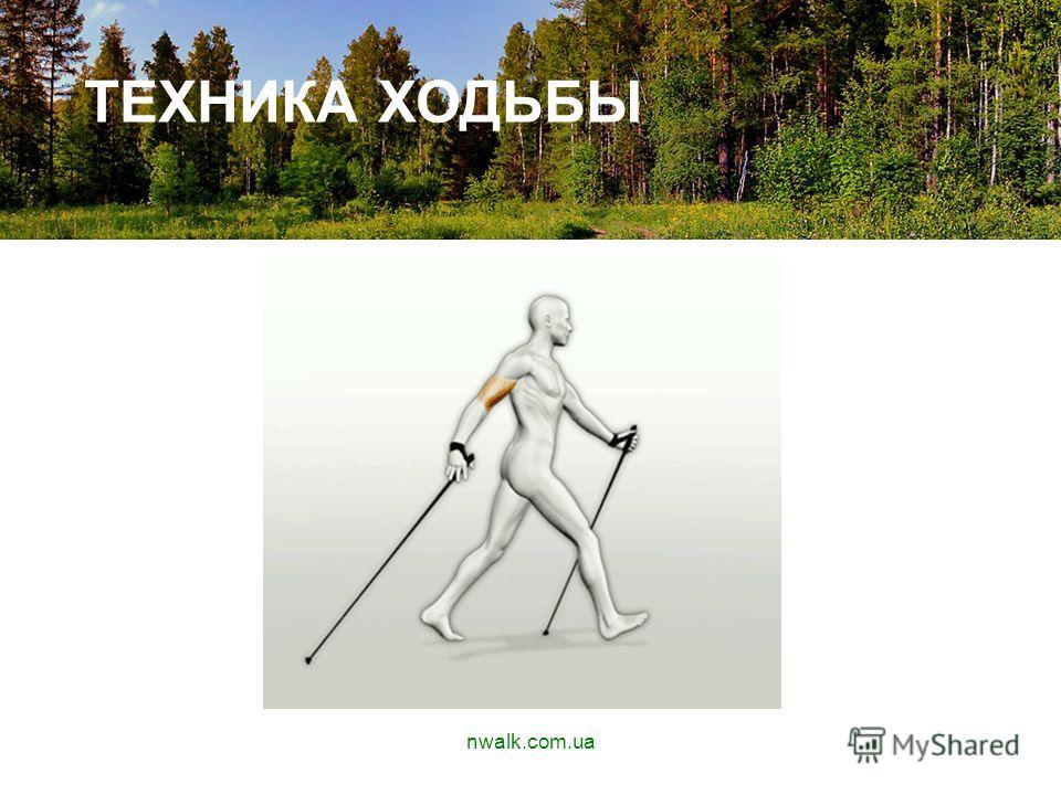 АПУЫАВП ТЕХНИКА ХОДЬБЫ nwalk.com.ua