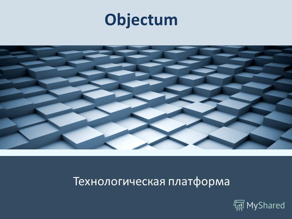 ProPowerPoint.Ru Objectum Технологическая платформа