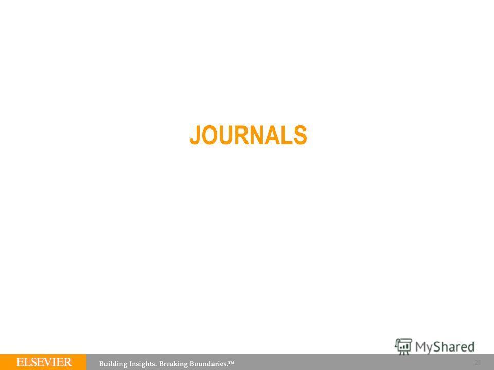 JOURNALS 28