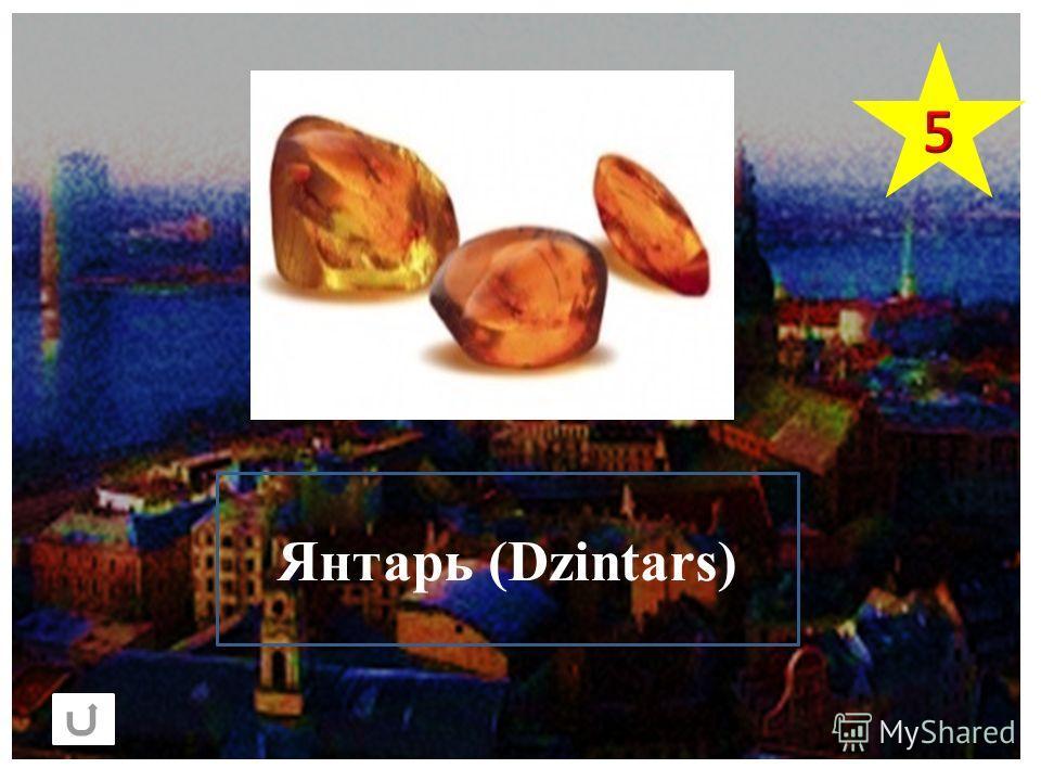 Янтарь (Dzintars)