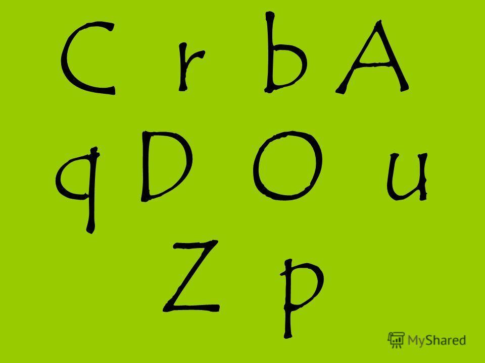 C r b A q D O u Z p