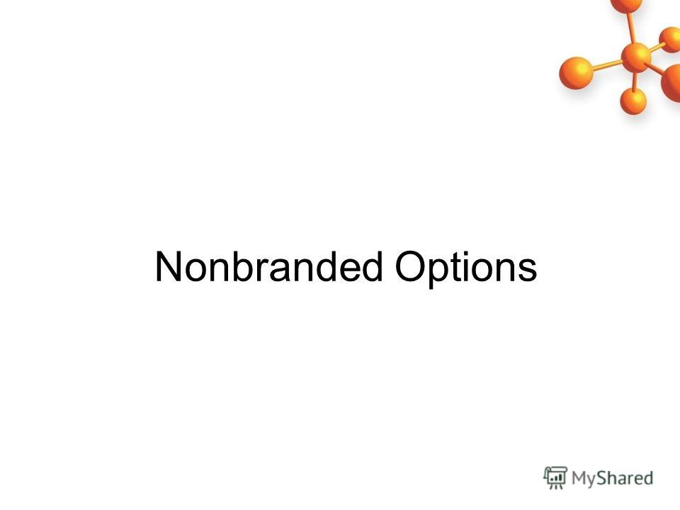 Nonbranded Options