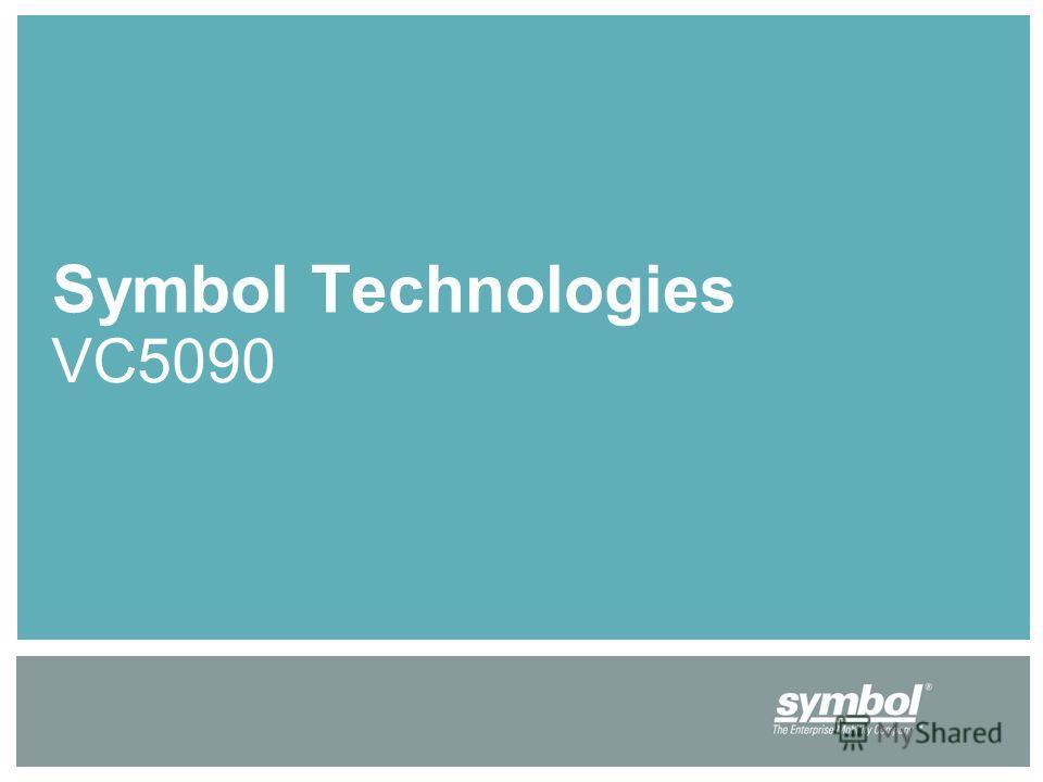 Symbol Technologies VC5090