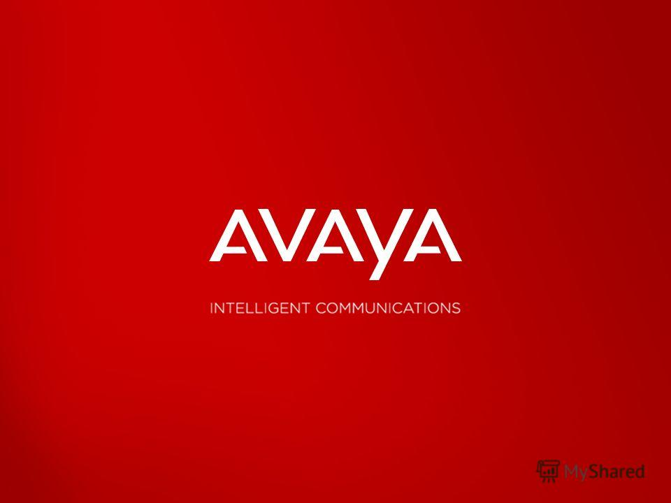 © 2010 Avaya Inc. All rights reserved. 78