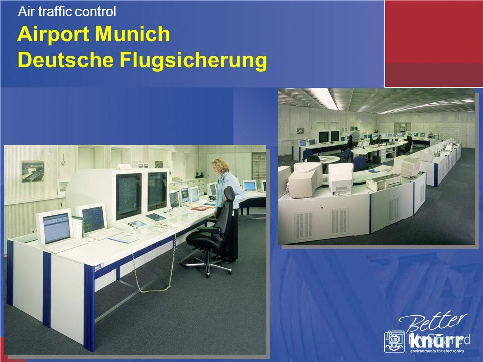 Airport Munich Deutsche Flugsicherung Air traffic control