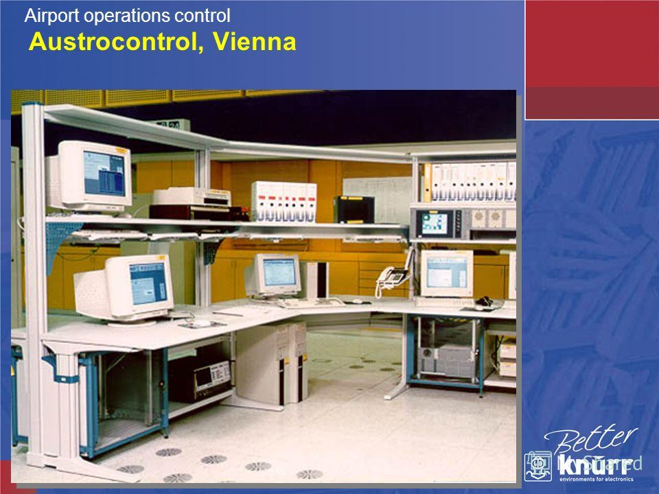 Austrocontrol, Vienna Airport operations control
