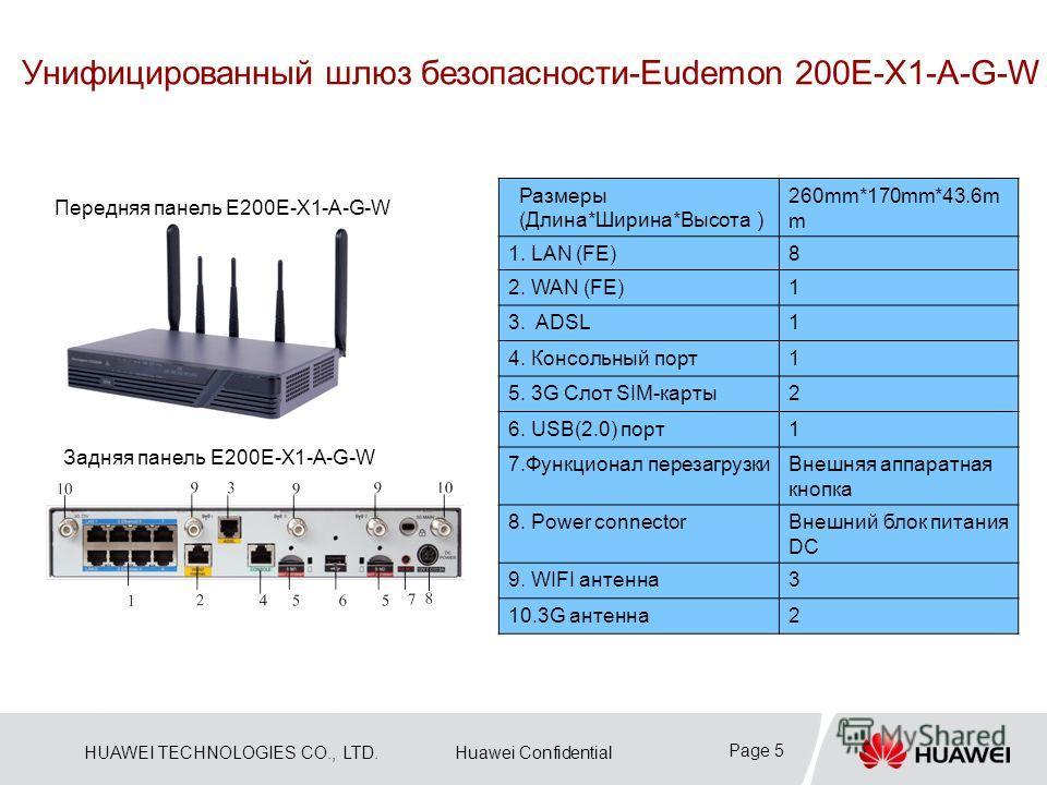 HUAWEI TECHNOLOGIES CO., LTD. Huawei Confidential :32-35pt : R153 G0 B0 : FrutigerNext LT Medium : Arial :30-32pt : R153 G0 B0 : :20-22pt (2-5 ) :18pt : FrutigerNext LT Regular : Arial :18-20pt (2-5 ):18pt : 13. Page 5 Унифицированный шлюз безопаснос