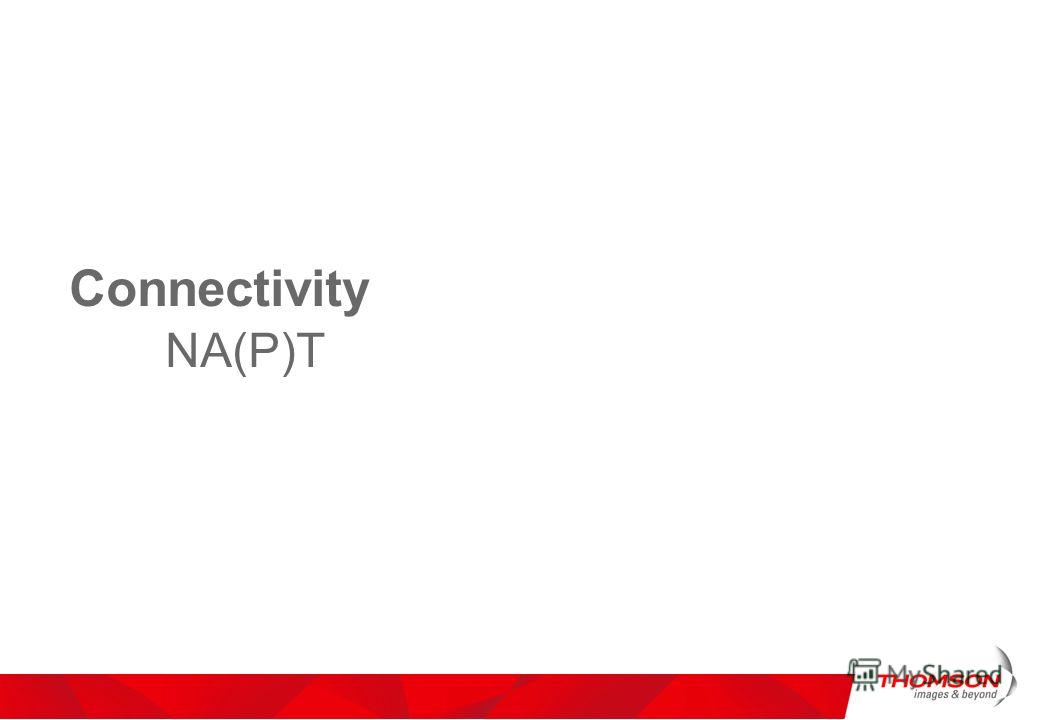 Connectivity NA(P)T