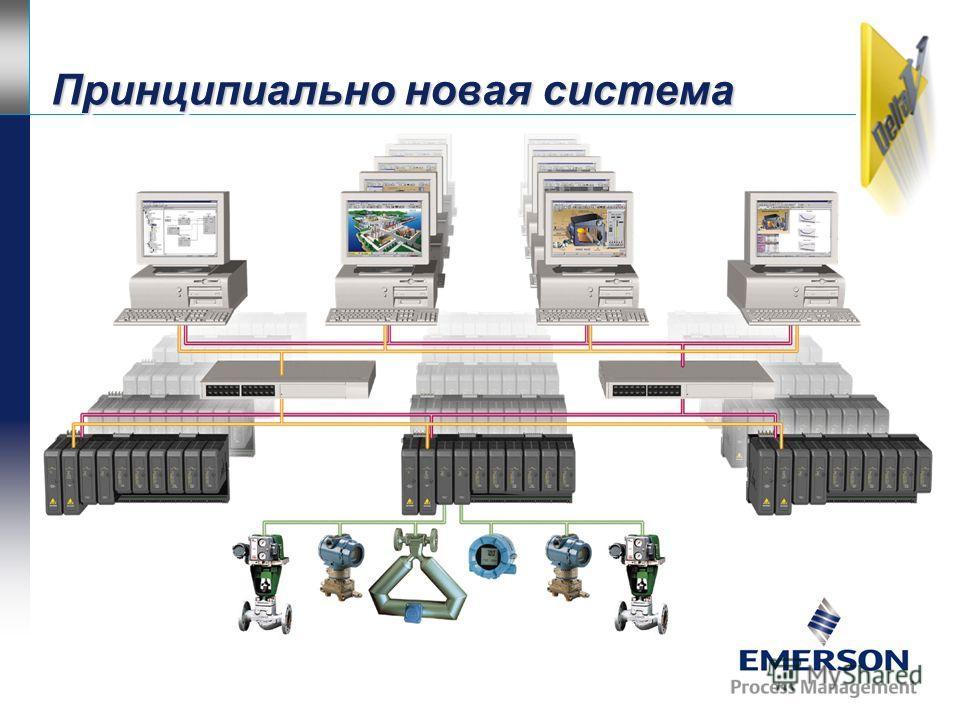 Новая архитектура АСУТП, использующая возможности интеллектуальных приборов для повышения эффективности работы предприятия