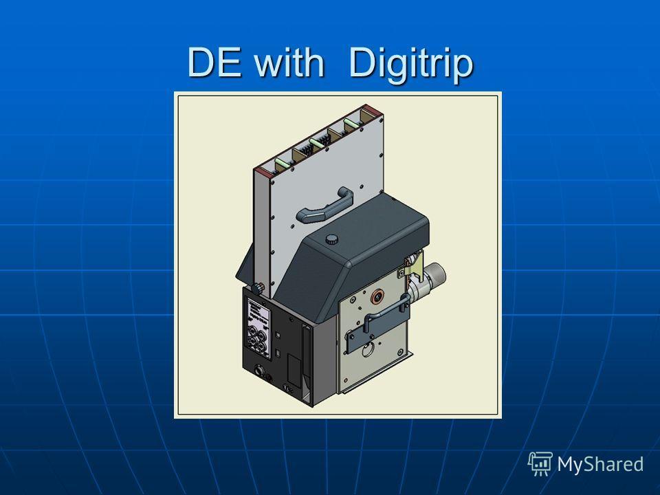 DE with Digitrip