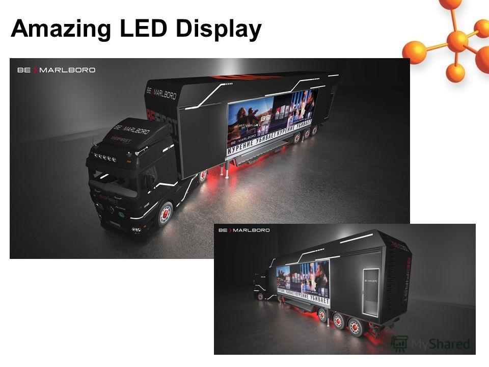 Amazing LED Display
