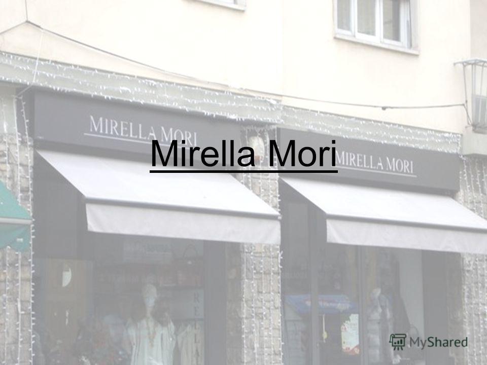 Mirella Mori