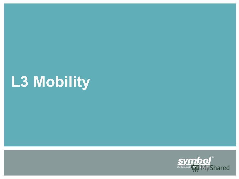 L3 Mobility