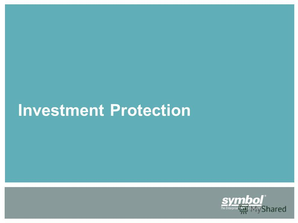 Investment Protection