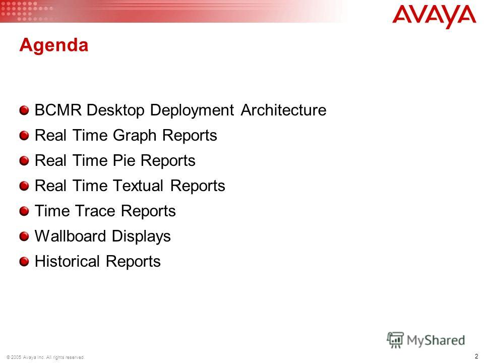 avaya bcms reporting desktop download