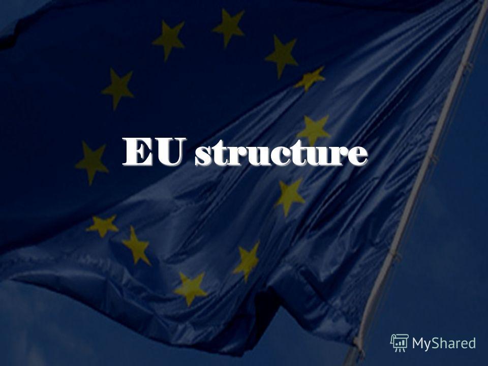 EU structure