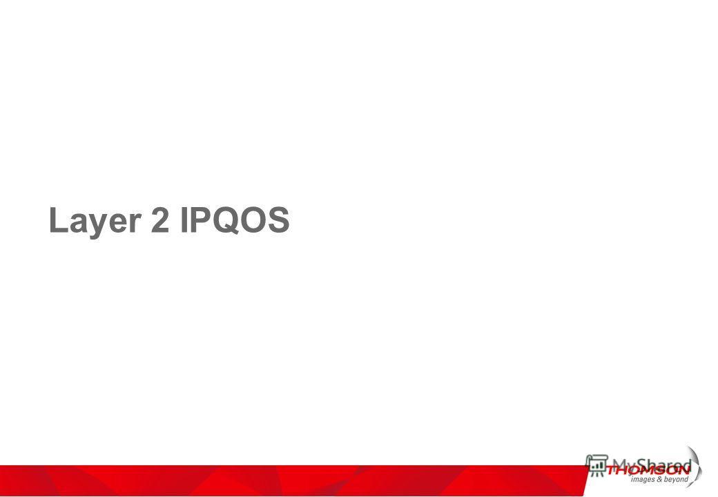 Layer 2 IPQOS