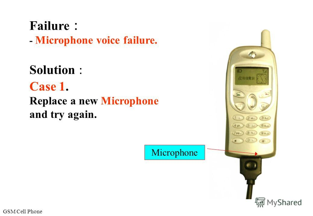 II-2. Voice function failure