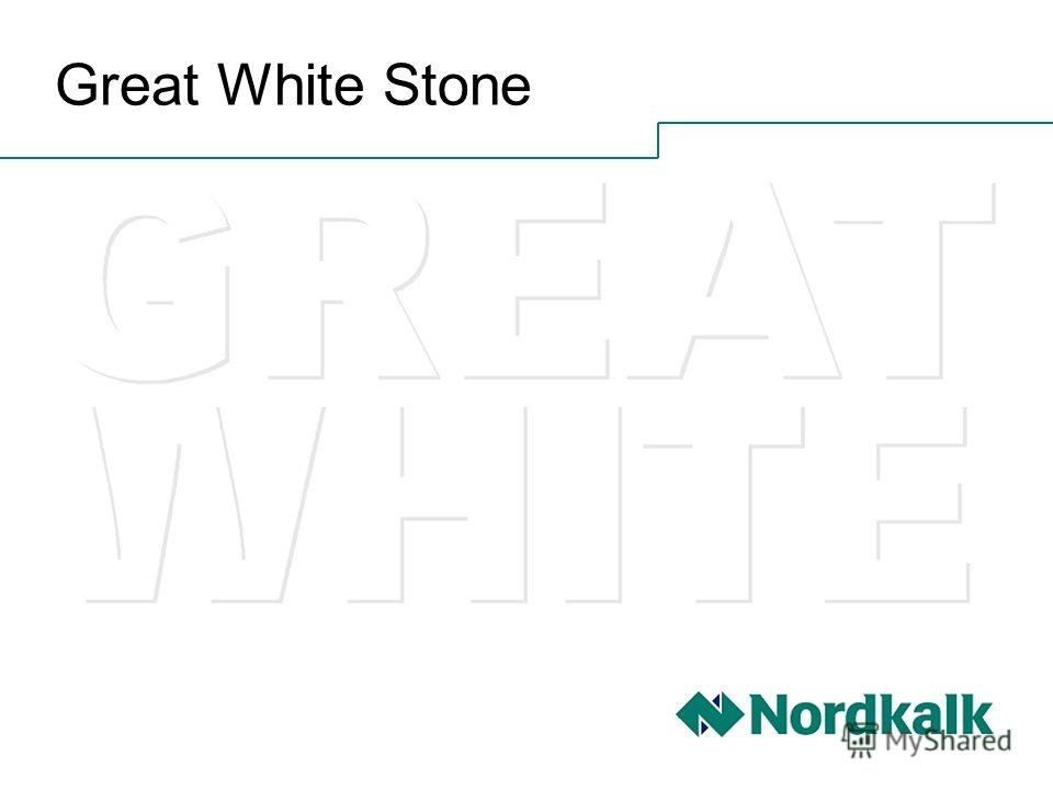Great White Stone
