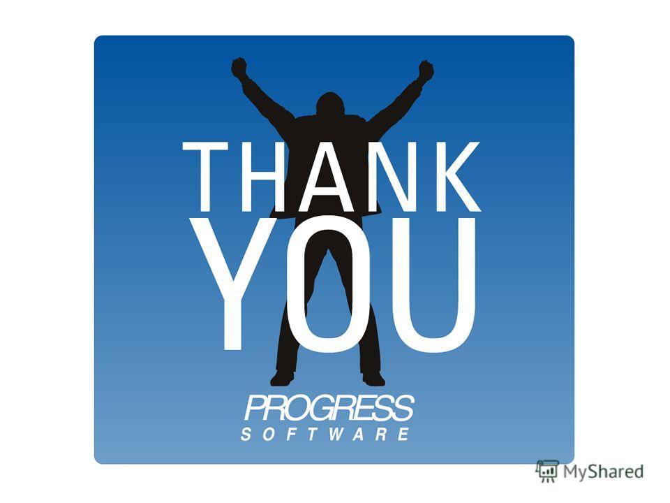 © 2009 Progress Software Corporation44