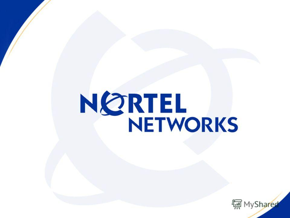 Presentation Name - 21 NORTEL NETWORKS CONFIDENTIAL