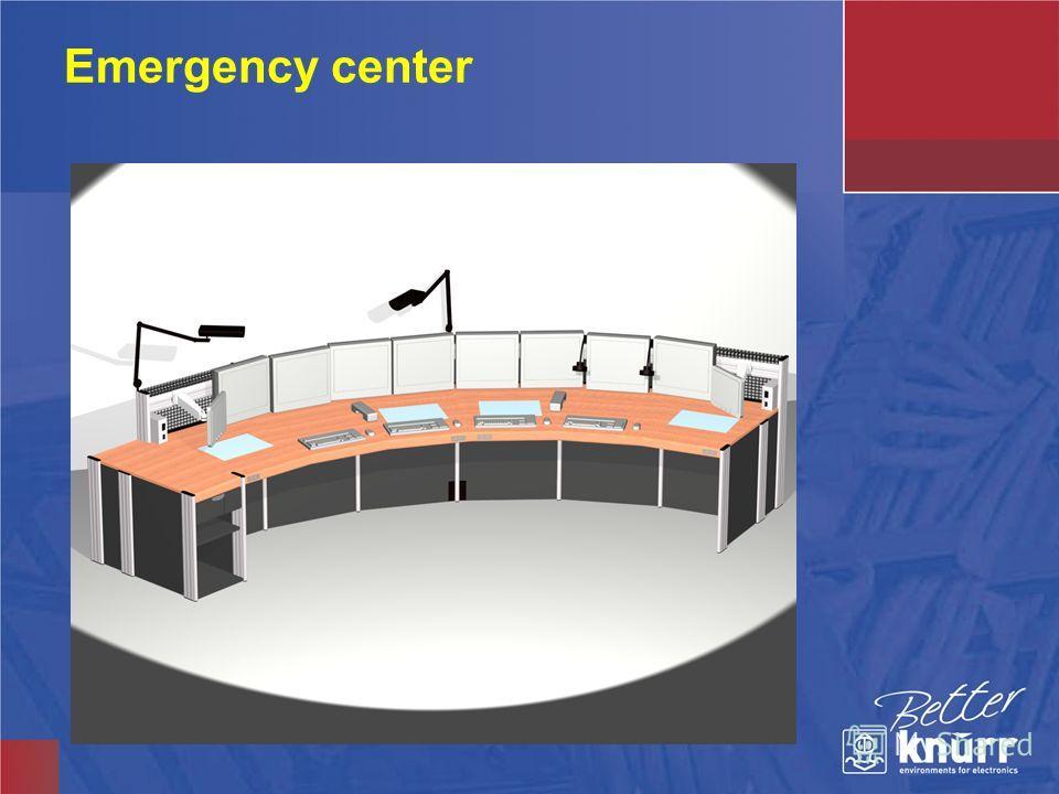 Emergency center