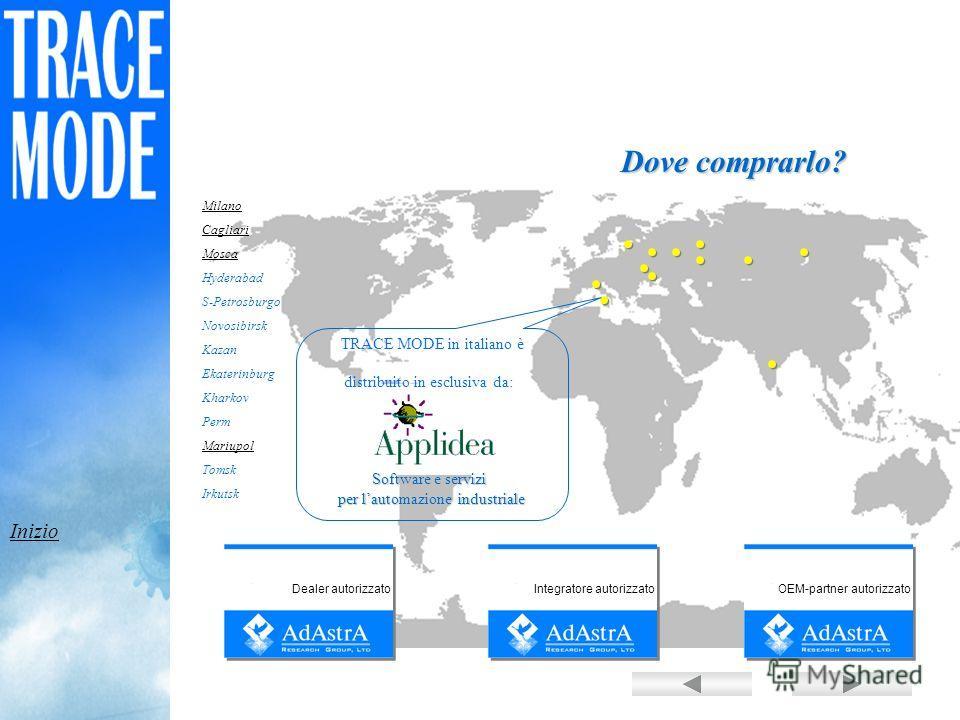 I seminari internazionali degli sviluppatori TRACE MODE La conferenza annuale di TRACE MODE, che si svolge a Mosca, è per tradizione il forum più importante per gli sviluppatori di sistemi di automazione dei processi industriali. Si tratta dellevento